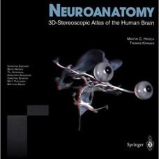 NEUROANATOMY 3D STEREOSCOPIC    ATLAS OF THE HUMAN BR