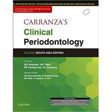 CARRANZAS CLINICAL PERIODONTOLOGY    SOUTH ASIA EDITI