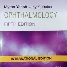 YANOFF OPHTHALMOLOGY