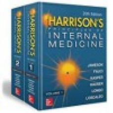 HARRISONS PRINCIPLES OF INTERNAL MEDICINE [2 VOLS]