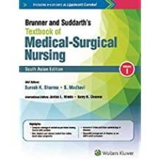 BRUNNER & SUDDHARTHS TEXTBOOK OD MEDICAL-SURGICAL NURSING SAE