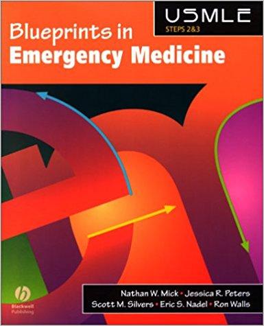 Blueprints In Emergency Medicine    Usmle Ste...