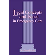Legal Concepts And Issues In    Emergency Car...