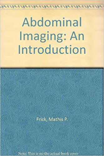 Abdominal Imaging An Introduction            ...