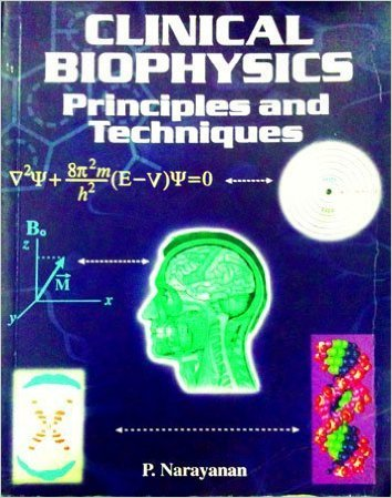 Clinical Biophysics Principles And    Techni ...