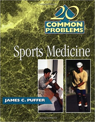 20 Common Problems Sports Medicine