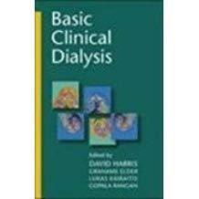 Basic Clinical Dialysis