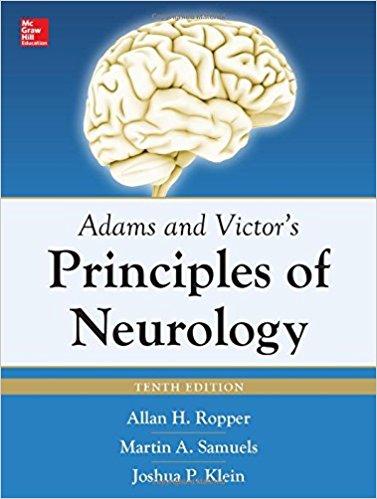 Adams & Victors Principles Of    Neurology...