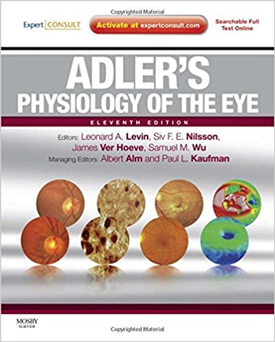 Adlers Physiology Of The Eye