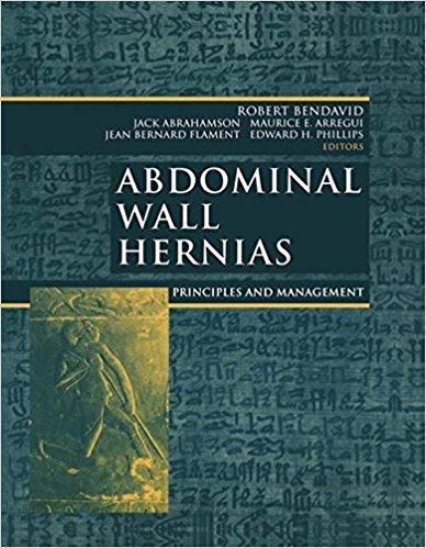 Abdominal Wall Hernial Principles    And Mana...