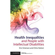 Health Inequalities And People With Intellect...