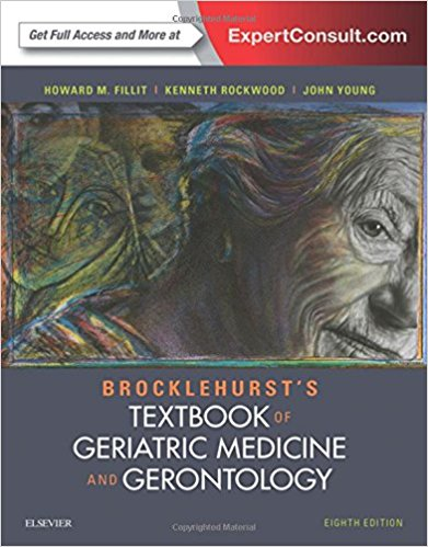 Brocklehursts Textbook Of    Geriatric Medici...
