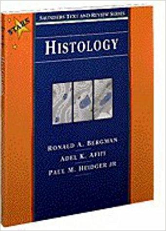 Histology                                    ...