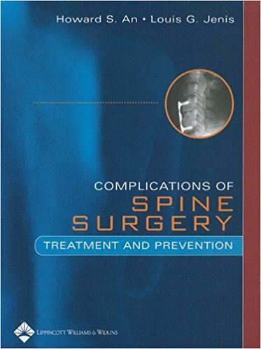 Complications Of Spine Surgery Treatment And ...
