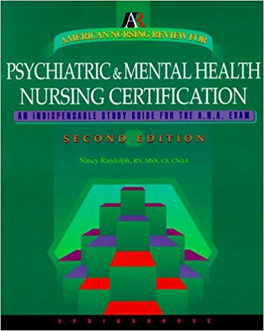 American Nursing Review For    Psychiatric & ...