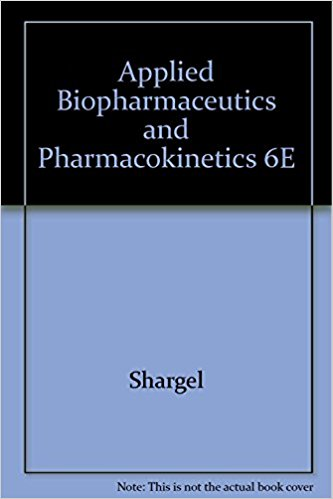 Applied Biopharmaceutics &    Pharmacokinetic...
