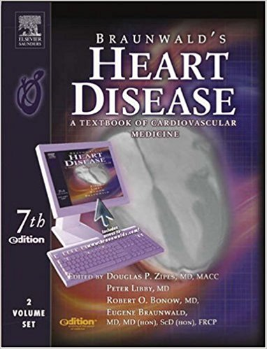 Braunwalds Heart Disease (with    Cd-rom)