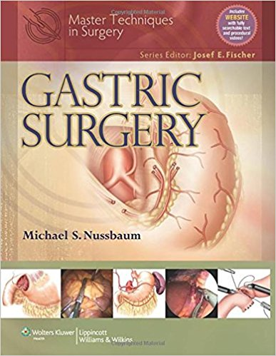 Master Techniques In Surgery: Gastric Surgery...