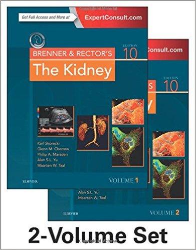 Brenner & Rectors The Kidney (2    Vols.)