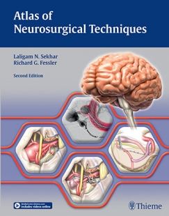 Atlas Of Neurosurgical Techniques,    Brain (...