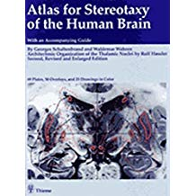 Atlas For Stereotaxy Of The Human Brain