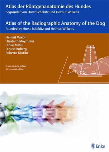 Atlas Of Radiographic Anatomy Of The Dog/anat...
