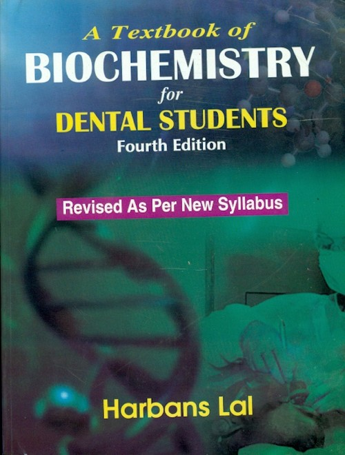 A Textbook Of Biochemistry For Dental Student...