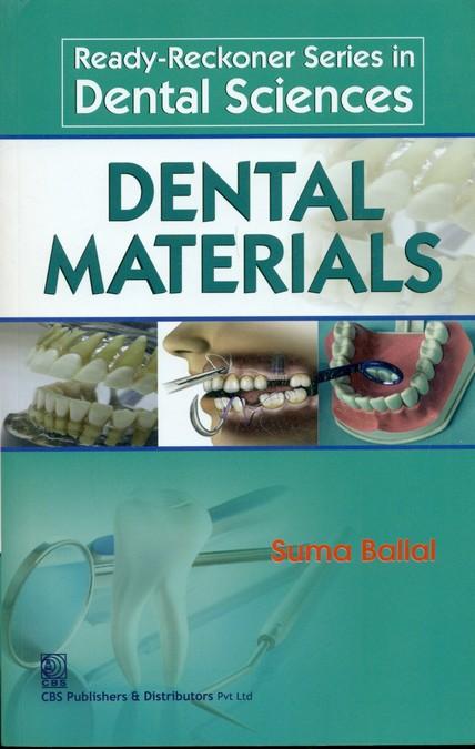 Ready-reckoner Series In Dental Sciences: Den...