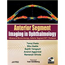 Anterior Segment Imaging In Ophthalmology (wi...