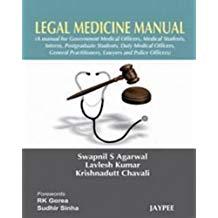 Legal Medicine Manual