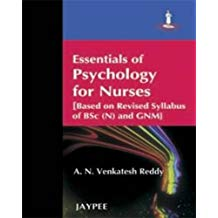 Essentials Of Psychology For Nurses