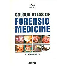Colour Atlas Of Forensic Medicine