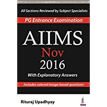 Aiims Nov. 2016 With    Explanatory Answe