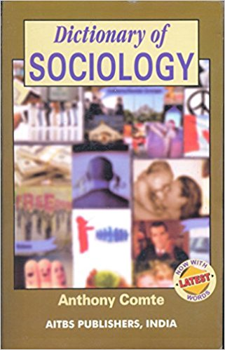 Dictionary Of Sociology,