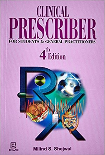 CLINICAL PRESCRIBER FOR STUDENTS &    GENERAL PRACTITIONERS