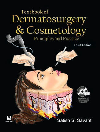 TEXTBOOK OF DERMATOSURGERY AND COSMETOLOGY