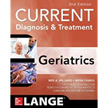Current Diagnosis And Treatment Geriatrics
