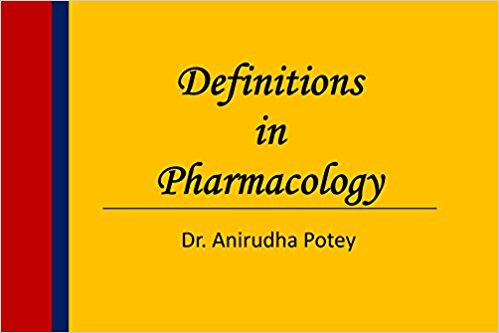 Definitions In Pharmacology